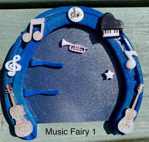 Music Fairy Door