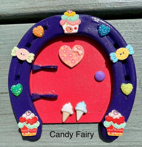 Candy Fairy Door